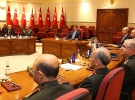 Genelkurmay Bilgilendirme Toplantısı sona erdi
