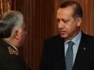 Cumhurbaşkanı Erdoğan Orgeneral Özel'i kabul etti