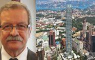 """CHP'Lİ ERTUĞRUL GÜLVESER """"SPİNE TOWER"""" İÇİN AÇIKLAMA YAPTI !"""