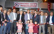 SAMSUNLULAR'DAN COŞKULU AÇILIŞ !..