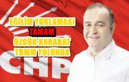 CHP İSTANBUL 3. BÖLGEDE EĞİLİM YOKLAMASI TAMAM !..