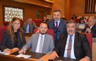 MECLİS'İN YENİ BAŞKANI ŞENOCAK !..
