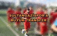 SULTANGAZİSPOR'A BÜYÜK TRANSFER !..