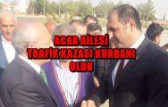 ACAR AİLESİ TRAFİK KAZASI KURBANI OLDU !..