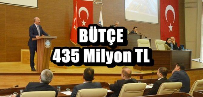 DEV BÜTÇEYE CHP'DEN RET AK PARTİ'DEN EVET !..
