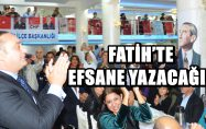 """ÖZİMER """"FATİH'TE EFSANE YAZACAĞIZ!.."""" DEDİ"""
