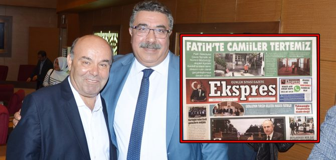 AK PARTİLİ CEYHAN'DAN CHP'LİLERE SİTEM VAR !..