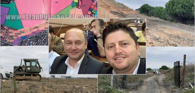 İBB'DEN SULTANGAZİ'YE MOLOZ VE HAFRİYAT KAZIĞI!..