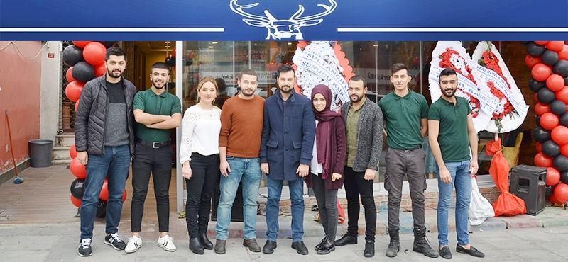 """GENÇLERİN YENİ BULUŞMA NOKTASI """"GEYİK CAFE"""""""