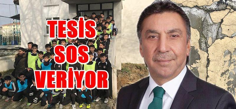 TESİS SOS VERİYOR
