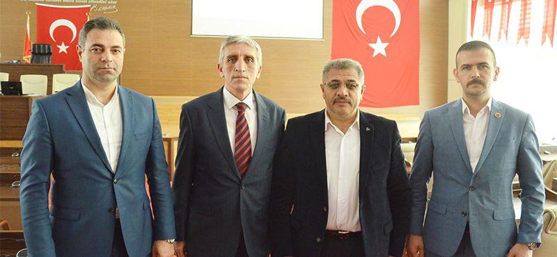 MHP'LİLER AK PARTİ İLE YOLLARINI AYIRDI