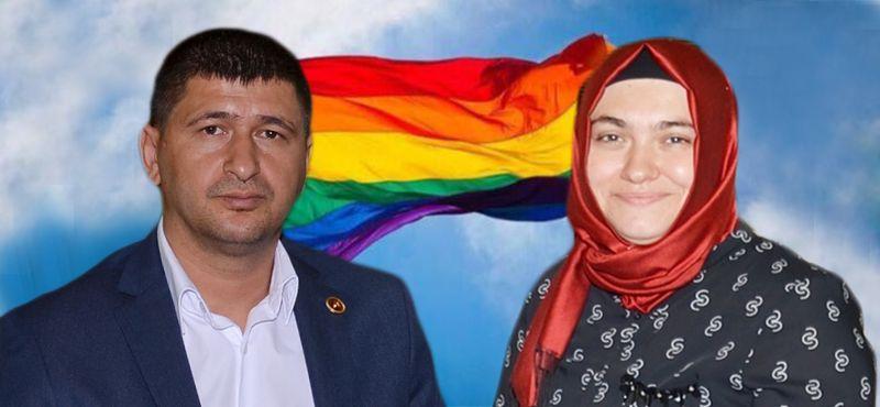 MECLİS'TE LGBT TARTIŞILDI