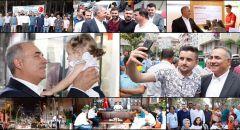 BAŞKAN DURSUN'A 24 SAAT YETMİYOR