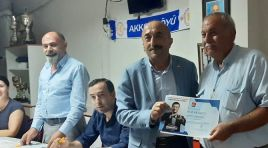 CHP'DEN EMEKTARLARINA ŞIK DAVRANIŞ