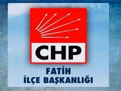 CHP FATİH'E BİR BABAYİĞİT ARANIYOR!..