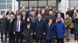 CHP FATİH'TE ÖZİMER DÖNEMİ RESMEN BAŞLADI
