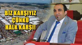 CHP'Lİ GÖRER ESENTEPELİLERİN SORUNUNU DİLE GETİRDİ!