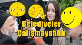 KAR TUZU YOLLARI PATATES TARLASINA ÇEVİRDİ