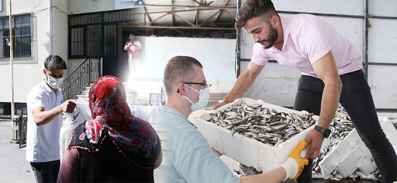 Sultangazi'de Yeni Balık Sezonu Bereketi
