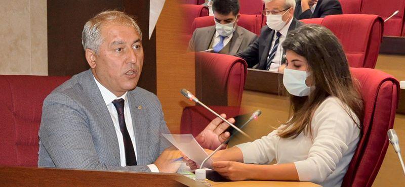 "CHP'Lİ KÜÇÜK'E MECLİS BAŞKANINDAN ""FATİH'İ KONUŞUN!"" AYARI!"