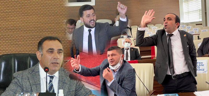 MECLİSTE KAVGALAR BİTMİYOR!